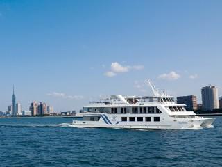 Fukuoka Experience Bus:Solaria Resort Ship Mariera